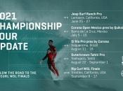 World Surf League Confirms Third Leg of 2021 Championship Tour