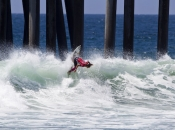 Top Seeds Produce Mixed Results at Vans US Open of Surfing