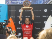 Silvana Lima Wins Port Taranaki Pro in New Zealand