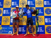 Wright and Toledo Win Vans US Open of Surfing