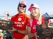 Smith and Gilmore Claim Victory at Lower Trestles