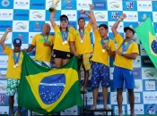 BRAZIL WINS THE 2013 ISA WORLD BODYBOARD CHAMPIONSHIP IN VENEZUELA