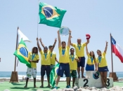TEAM BRAZIL WINS THE 2015 IQUIQUE PARA TODOS ISA WORLD BODYBOARD CHAMPIONSHIP