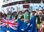 AUSTRALIA WINS BACK-TO-BACK TEAM GOLD MEDAL AT THE 2013 ISA WORLD SUP AND PADDLEBOARD CHAMPIONSHIP