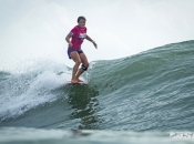 Eight Surfers Remain in Contention for the ASP Women's World Longboard Championship at the Swatch Girls Pro China