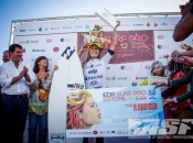 Justine Dupont Wins ASP 6-Star EDP Surf Pro Estoril 2012