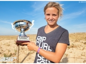 Straight From The Pros: Pauline Ado - 2012 ASP European Champion !