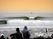Hurley Pro at Trestles Round 1 ON at Lower Trestles