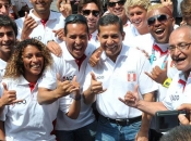 Peru's National Olympic Committee Welcomes Surfers 