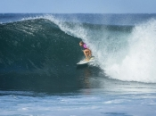 World's best surfers get underway at Target Maui Pro