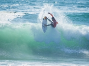 Rankings Frontrunner Miguel Blanco Leads Opening Day in Espinho
