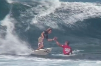 Rob Machado e Kelly Slater