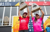 WILKINSON & WRIGHT CLAIM VICTORY AT QUIKSILVER AND ROXY PRO GOLD Coast